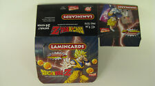 DRAGONBALL Z-Lamincards SUPER 3d BOX-VUOTO -