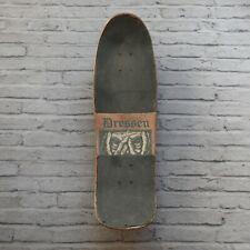 Vintage Santa Cruz Eric Dressen Skateboard San Diego Trucks Blockhead Wheels