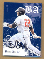 2008 Justifiable Autographs Baseball Card Pick