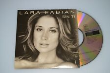 Lara Fabian – Sin Ti. - CD-Promo