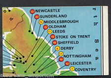 (ZZ) - Panini 1979 Football Sticker No 4 - Part of United Kingdom Map