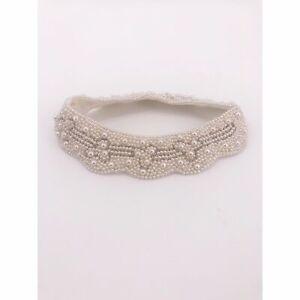 Vintage Glentex Pearl & Bead Collar