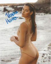 UFC Sexy Ring Girl Vanessa Hanson Autographed Signed 8x10 Photo COA R