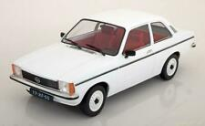 1:18 Triple 9 Opel Kadett C Saloon 1977 white
