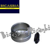 7786 - INGRANAGGIO TAMBURO CN RINVIO PLASTICA CONTACHILOMETRI VESPA 125 150 PX