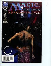 MTG arabian Nights #1 nm/m Comic New  Armada Magic 1995 H29