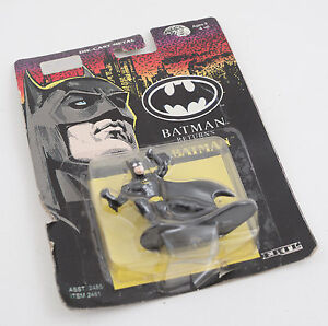 Batman Returns Diecast Batman Figurine on Card ERTL (A3R)