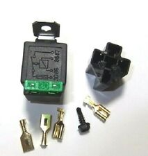 30 Amp Automotive Relay Kit 12V Spst With Built In Fuse