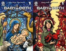 BABYTEETH #1 MIKE ROOTH LENTICULAR VARIANT AFTERSHOCK 1st Print 07/06/17 NM