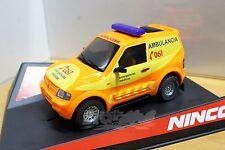 NINCO 50512 Mitsubishi Pajero SEM - Emergencias 1/32 #NEW#