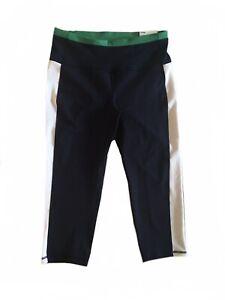 Old Navy Active Women's Crop Legging Large Petite High Rise Go Dry Yoga Pants