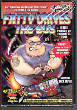 Fatty Drives the Bus (DVD, 2005) New - Troma DVD