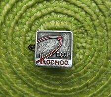 Rare Vintage Russian Soviet Union Sputnik Satellite Era Space Souvenir Pin Badge