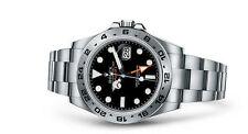 Rolex Armbanduhren im Luxus-Stil aus Edelstahl