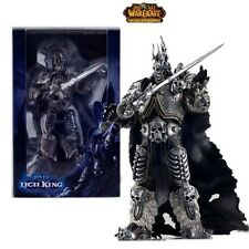 WORLD OF WARCRAFT - WOW - FIGURA ARTHAS FALL OF THE LICH KING ARTHAS FIGURE 18cm
