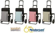 Andersen Komfort Shopper Tilly Einkaufstrolley Einkaufswagen Einkaufsshopper