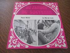 33 tours au jardin du souvenir paris 1900 - la vie en rose