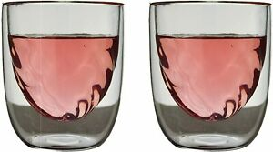 Elements- Blown - Set Of 2 Glasses, 210ml