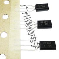 100 PCS 2SC2482-Y TO-92 C2482 Plastic Package Transistors (NPN)
