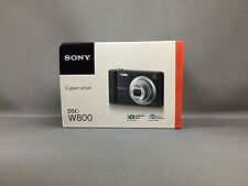 SONY Cyber-Shot DSC-W800 20.1 MP Fotocamera Digitale-Nero