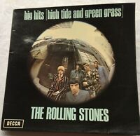 The Rolling Stones HIGH TIDE AND GREEN GRASS Vinyl LP First Press 1972 Excellent