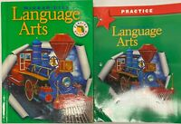 Grade 3 McGraw Hill Language Arts Textbook & Workbook 3rd Curriculum Homeschool