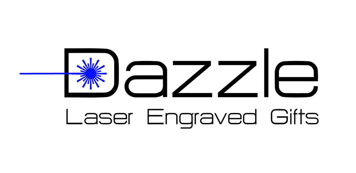 DAZZLE - Lazer Engraved Gifts