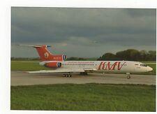 KMV TU-154M Aviation Postcard, A718