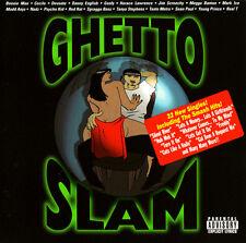 Ghetto Slam / Beenie Man Sean Paul Young Price Goofy Megga Banton 2CD