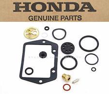 Genuine Honda Carb Rebuild Kit & Float Valve CT90 CT70 ST90 Trail Carburetor E52