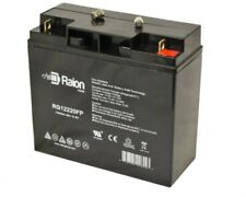 Raion Power 12V 22Ah Clore Automotive JNC660 Jump N Carry Jumpstarter Battery