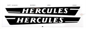Hercules M 1 2 MF Prima Mofa Tank Aufkleber Dekor Schriftzug Set Made in Germany