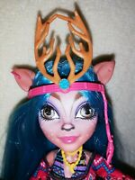 Monster High Isi Dawndancer Ex-Display. A HERD OF 10 ESCAPED, ONLY 3 TO CATCH!