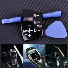 Gear Shift Knob Cover Panel fit for BMW ///M X1 X3 M3 M5 F01 F10 GT 1 3 5 6