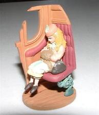 KAIYODO TEA PARTY Alice In Wonderland ALICE ON THE TRAIN Figure SIR JOHN TENNIEL