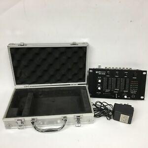 QTX Sound- DJ Mixer [qsm-4] (71057/lh)