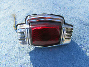 1941 1942 1946 1947 PONTIAC TAIL LIGHT