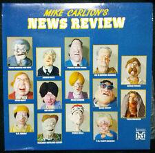 MIKE CARLTON'S NEWS REVIEWS - VINYL LP AUSTRALIA