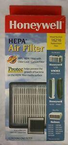 NEW Honeywell HEPA Air Filter Model 16216 Protec Odorlock Replacement