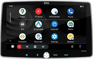 "BOSS Audio - 9.1"" Car Multimedia Player with Android Auto and Apple CarPlay"