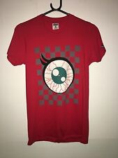 Crooks And Castles T-shirt Medium Women's Red