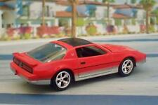3rd Gen 1982– 1992 Pontiac Firebird Trans Am 1/64 Scale Limited Edition K