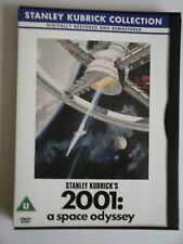 Stanley Kubrick's 2001: A Space Odyssey (UK DVD - Region 2)