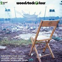 Woodstock Four - Various Artists (NEW 2 VINYL LP)