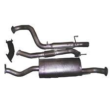 DTS Toyota Landcruiser 100 Series 3 Inch Exhaust, Code: HDJ100-EXH, 1HDFTE 4.2L