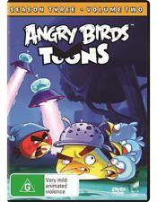 Angry Birds Toons : Season 3 : Vol 2 (DVD, 2016)