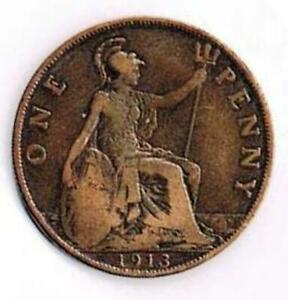 1913 Penny
