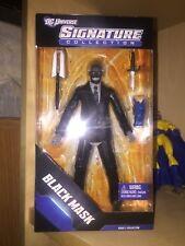 DC Universe Classics Signature Collection Black Mask MIB
