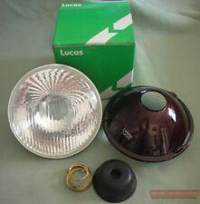 "Lucas Head Light Set (pair) P45 7"" - Armstrong Siddeley, Austin, Damiler, Jaguar"