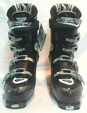 Fischer Men's Soma Viron 8 Snow Ski Boots Metal Black Mondo 29 Size 11 NEW
